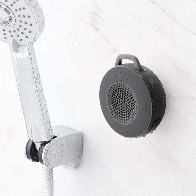 El mejor altavoz Bluetooth para ducha