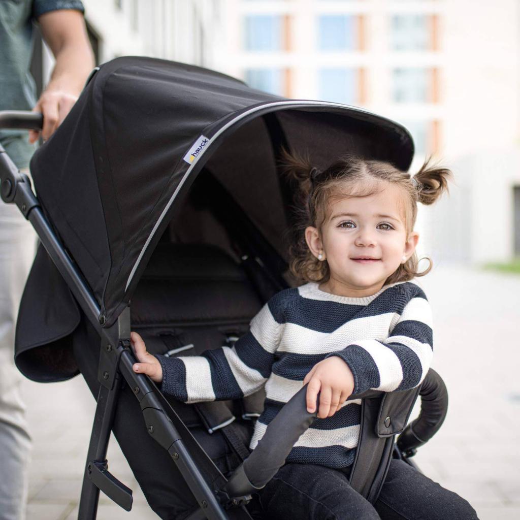 La mejor silla de paseo, ligera y compacta