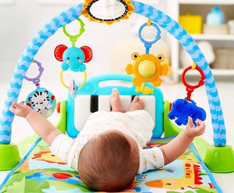 El mejor centro de actividades para bebés