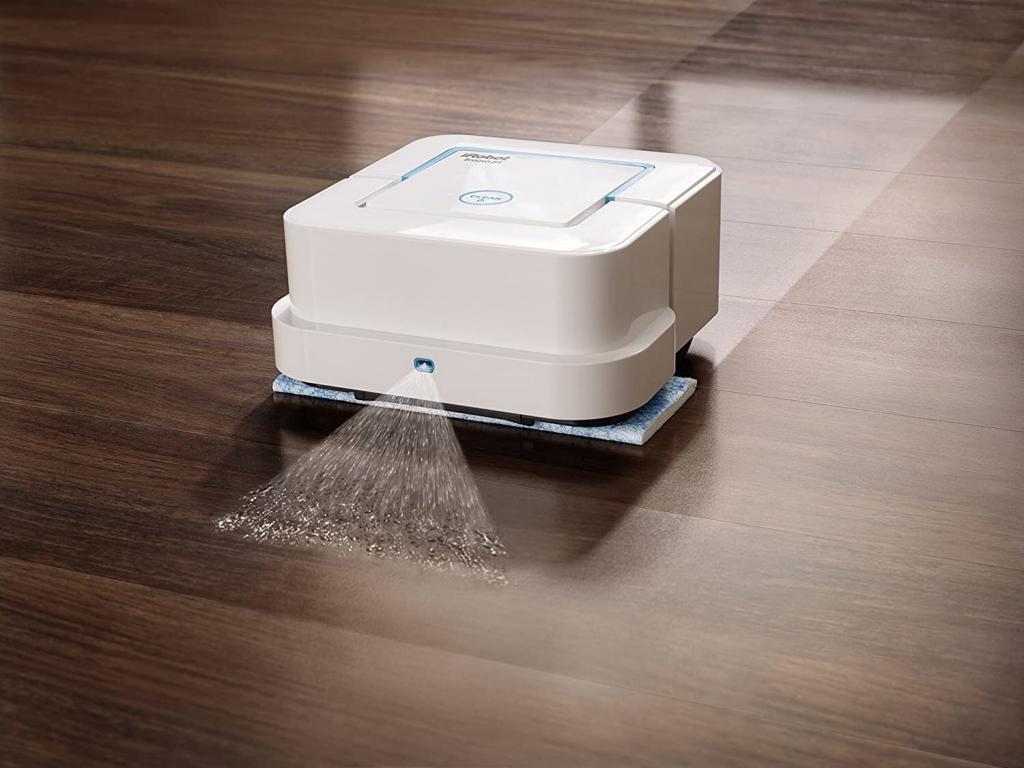 El mejor robot friegasuelos