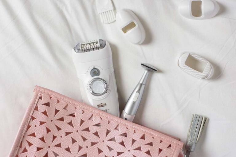 La mejor depiladora eléctrica para mujeres