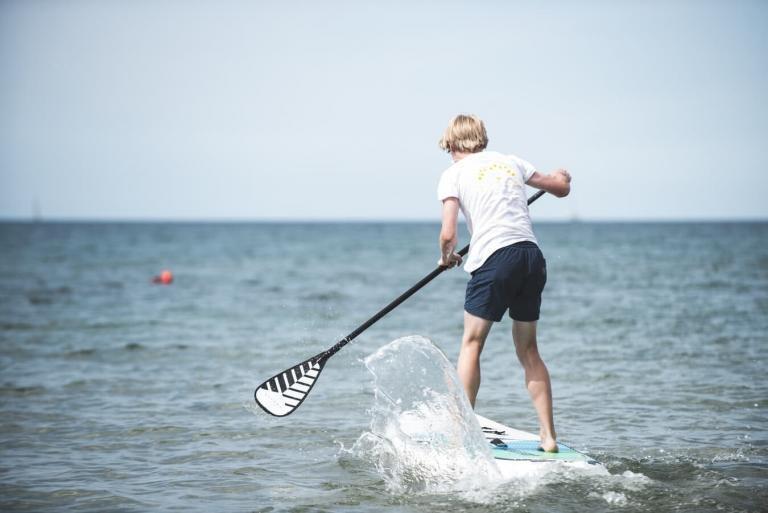 La mejor tabla de paddle surf hinchable