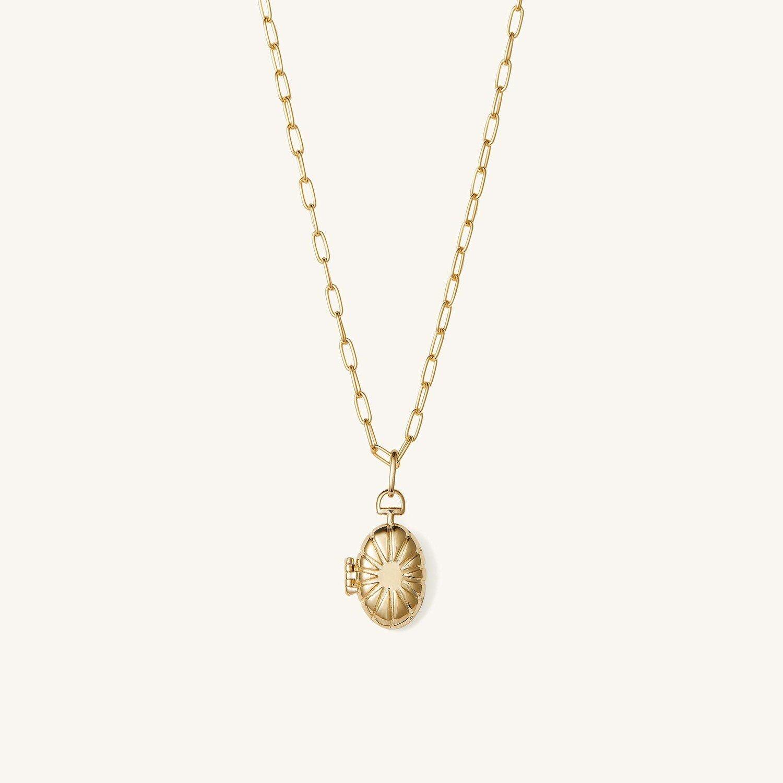 Locket Necklace by Mejuri