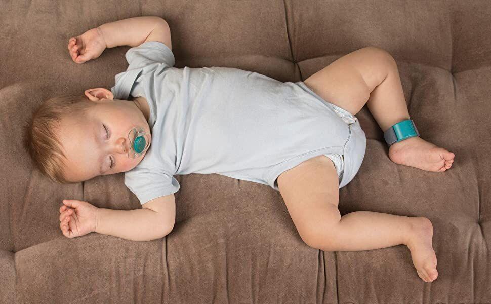 El mejor monitor y sensor de respiración para bebés