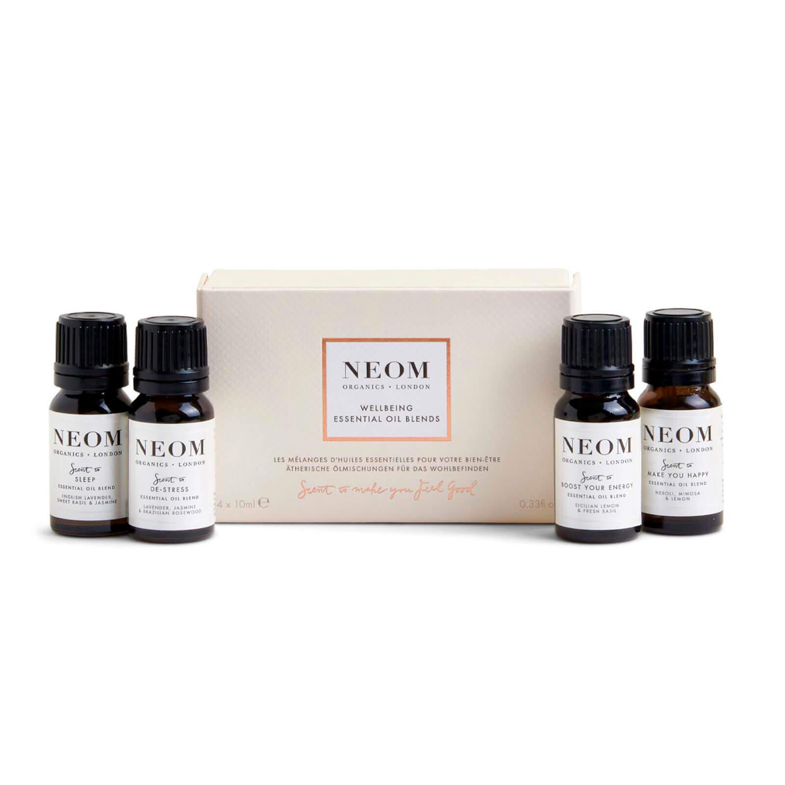 NEOM Essential Oil Blends 4