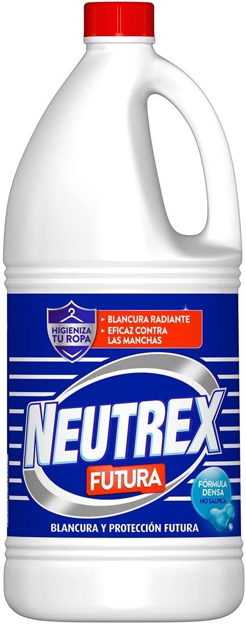 Neutrex Lejía Futura Acción total para la lavadora