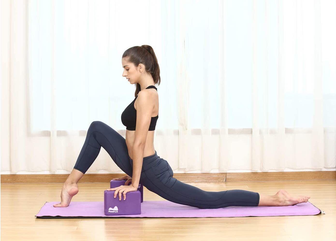 REEHUT Bloques de Yoga