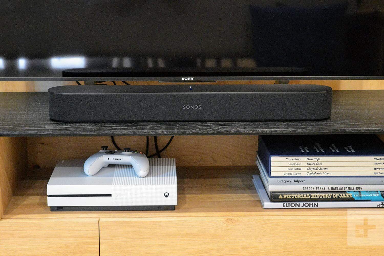 Sonos Beam barra de sonido con Alexa integrada