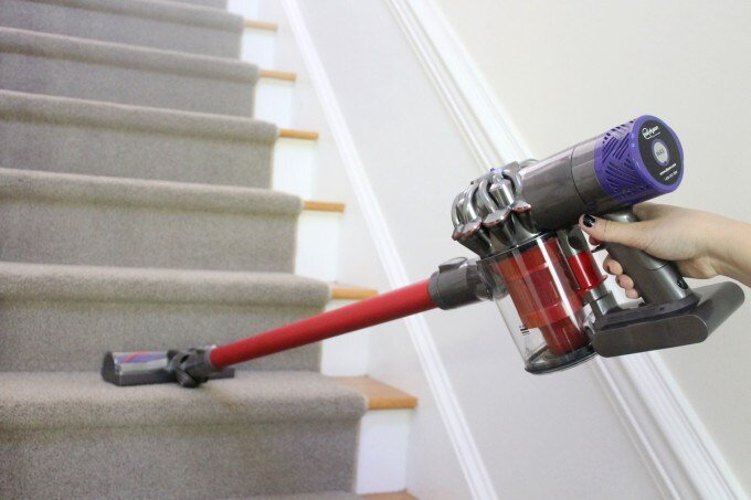 The Best Vacuums for Stairs