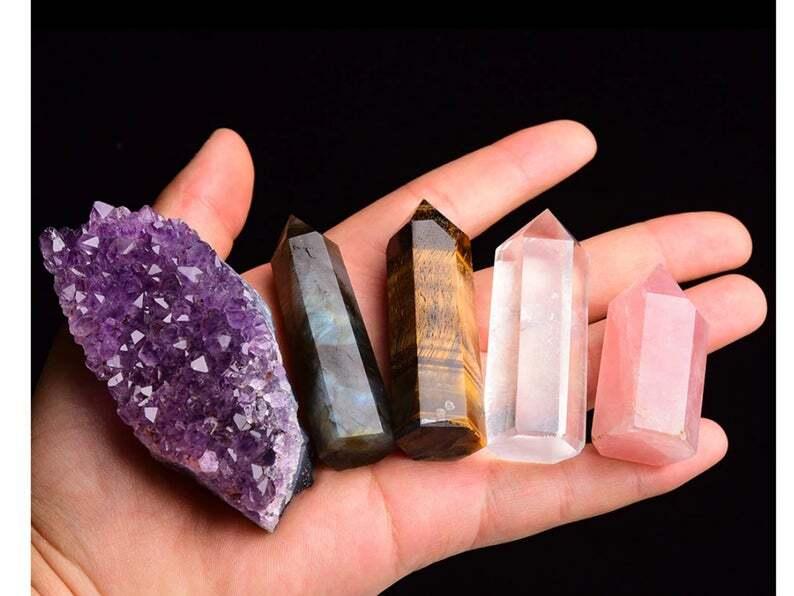 Healing Crystals Set
