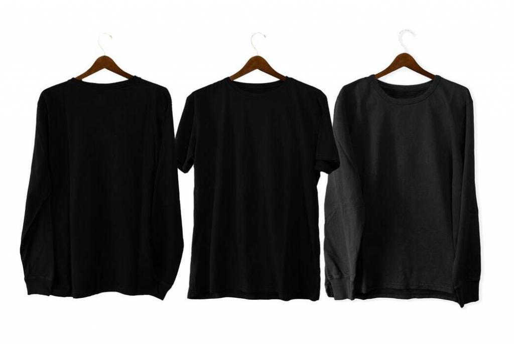Cómo evitar que la ropa negra y oscura destiña