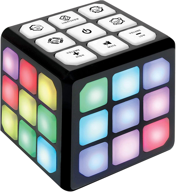 Flashing Cube Electronic Memory & Brain Game