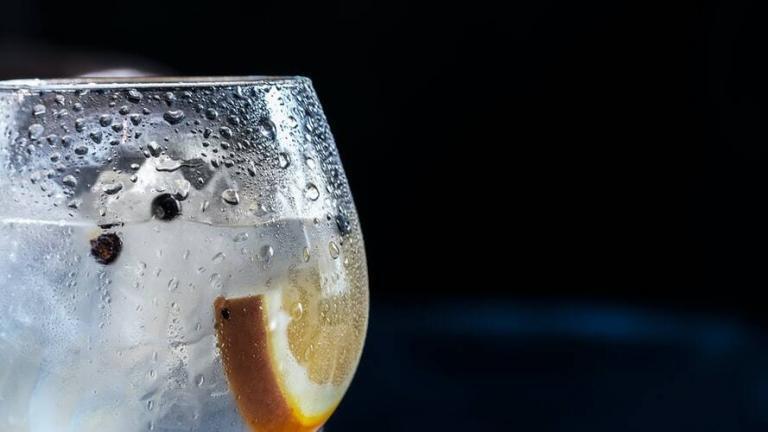 Cóctel Gin Tonic