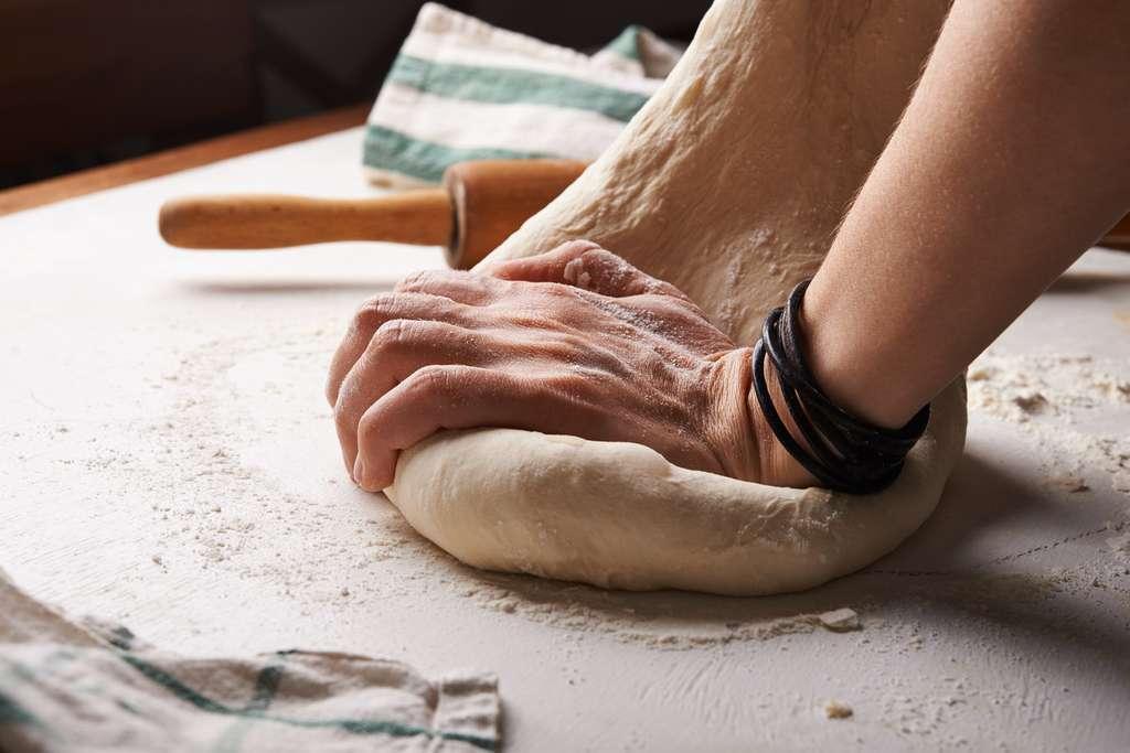 Preparación de harina y levaduras
