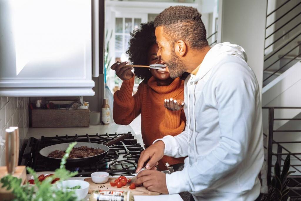 ¿Cómo organizarse bien para cocinar rápido?