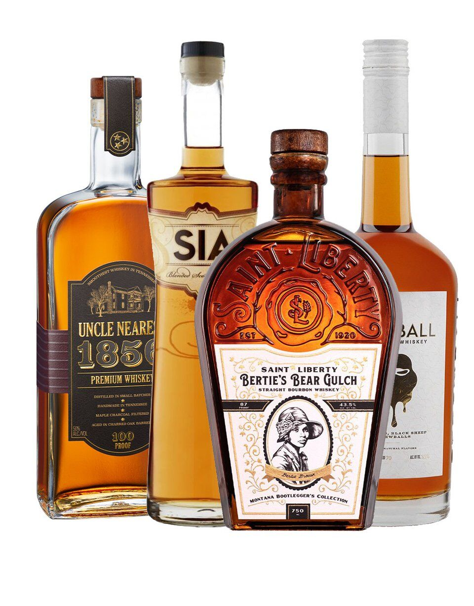 Women-Owned Whiskey Discovery Collection