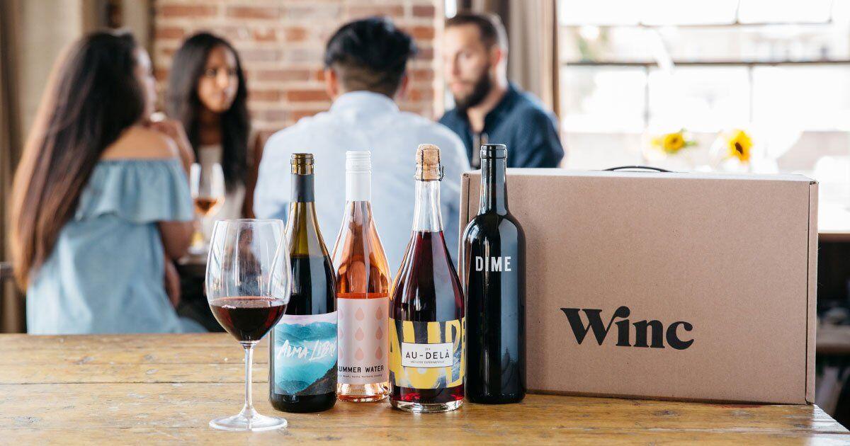 Winc: 4 Bottles of Wine