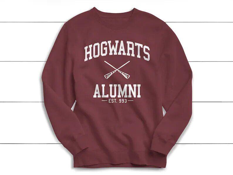 Hogwarts Alumni Sweatshirt