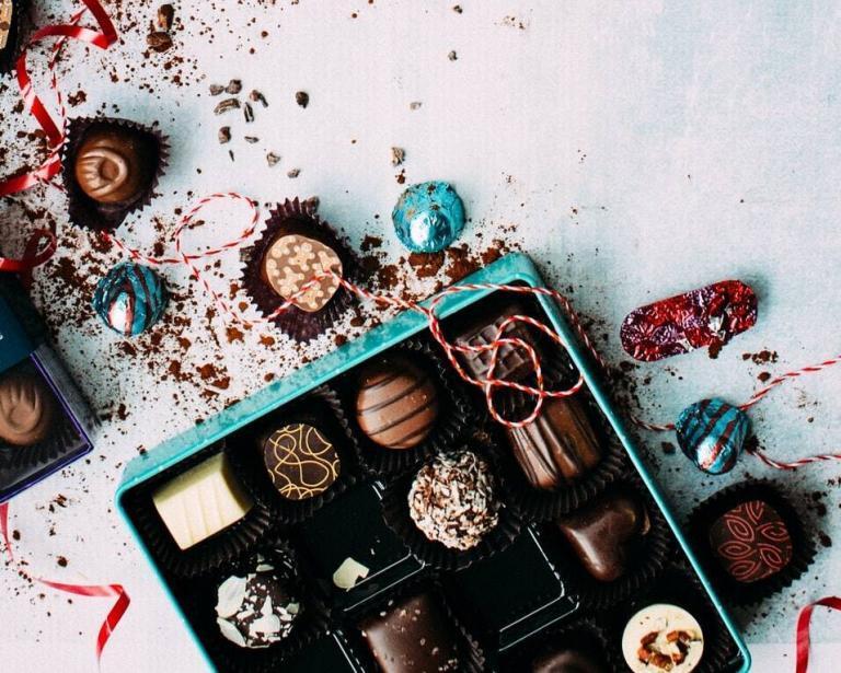 Christmas Chocolate Gifts